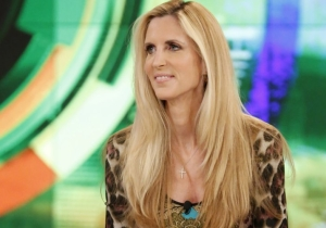 Padma Lakshmi Wanted To 'Slap That B*tch' Ann Coulter On National TV