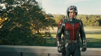 'Ant-Man' Comes To Home Video Alongside Mulder, Scully, And Harold Lloyd
