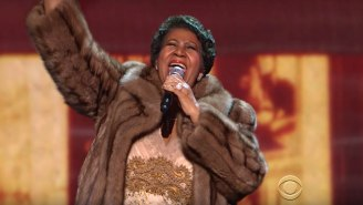 Aretha Franklin Made President Obama Cry With Her Incredible Performance At The Kennedy Center Honors
