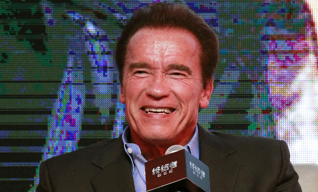 Terminator Genisys China Tour - Press Conference