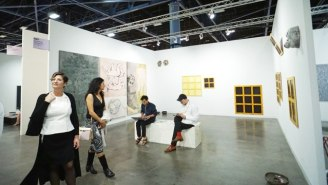 A Stabbing At The Art Basel Show Shows How Desensitized We Are As A Society