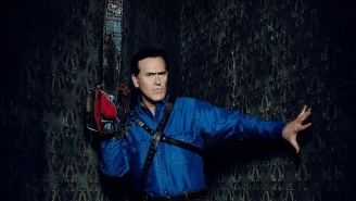 Bruce Campbell On Returning To Ash In 'Ash Vs. Evil Dead' And His Hatred Of Dog Food