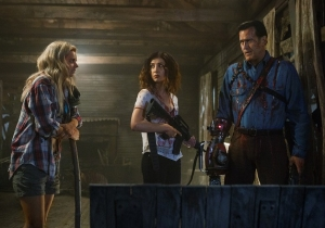 The 'Ash Vs Evil Dead' Finale Promises A Much Bigger Second Season, But At What Cost?