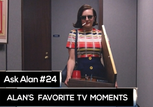 Ask Alan: What was the best TV moment of 2015?