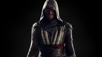 Here's our closest look at 'Assassin's Creed' yet