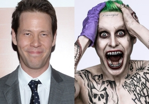 'Suicide Squad's' Ike Barinholtz told some behind-the-scenes stories on 'Howard Stern' this morning