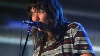 Courtney Barnett Has Never Even Heard Her Fellow Grammy Nominees' Music Before