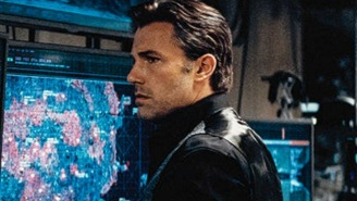 The Batcave In 'Batman V Superman: Dawn Of Justice' Has Been Revealed