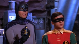 The Funniest Unnecessary Bat-Labels On Objects In The Batman '66 TV Show