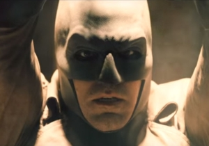 We Have Some Theories About That 'Batman V Superman' Clip That Debuted Last Night
