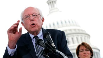 Bernie Sanders' Campaign Just Threatened To Sue The Pants Off The DNC