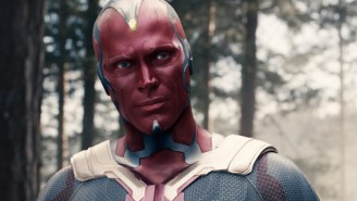 Thor And Vision Square Off In A Deleted 'Avengers: Age Of Ultron' Scene