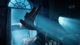 The story begins in the first 'BFG' teaser