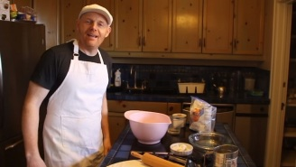 Bill Burr Will Show You How To Make Pie Crust Like A Man