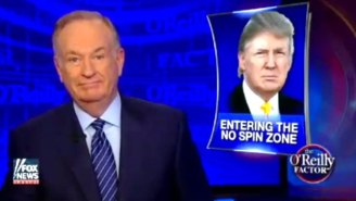 Bill O'Reilly: Vladimir Putin Is An 'Idiot' For Getting Cozy With Donald Trump