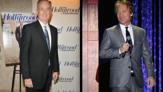 Surprise! Bill Maher And Bill O'Reilly Are Actually Related