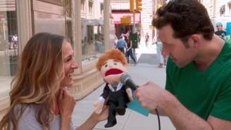 Billy Eichner Defends 'Sex And The City 2' To Sarah Jessica Parker