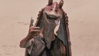 George Lucas has seen the Jar Jar Binks-less 'Star Wars: The Force Awakens'; and here's what he had to say about it