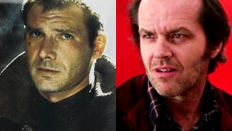 Ridley Scott: I used footage from Kubrick's 'The Shining' in 'Blade Runner'