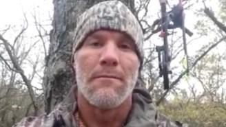 Mark Brunell Shares A Bizarre Story About Brett Favre Drowning A Deer