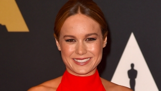 Don't Call Brie Larson An 'It Girl,' Please