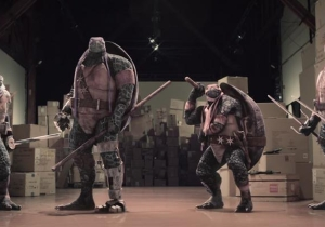 This Fan Made Homage To A More Mature 'Ninja Turtles' Is Likely Better Than Michael Bay's Reboot