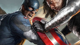'Captain America: Civil War' Might Give Some Weight To All Those Steve Rogers And Bucky Theories