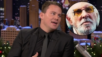 Channing Tatum Managed To Injure One Of His 'Hateful Eight' Co-Stars Before Filming Even Started