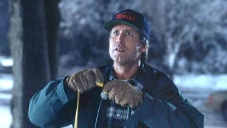 Let Clark Griswold Show You How You Shouldn't Handle Holiday Stress