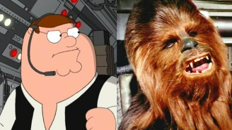 Here's What It Would Sound Like If Peter Griffin Voiced Chewbacca In 'Star Wars'
