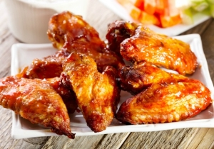 Why Do People Keep Stealing Chicken Wings?