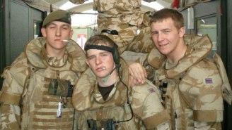 This British War Veteran Has The Perfect Response To Islamophobia: 'F*ck Off'