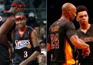 Why Chris Webber Smartly Stole Allen Iverson's Stuff After He Was Traded From The Sixers