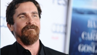 Christian Bale On 'The Big Short' And The Only Other Superhero Movie He's Ever Seen