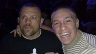 Chuck Liddell Has Some Rather Strong Opinions On Conor McGregor's Trash Talk