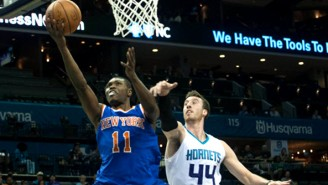 The Knicks' Cleanthony Early Was Robbed And Shot In The Leg Outside A Club