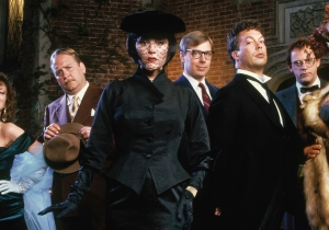 Here's The Odd Way Audiences Experienced 'Clue' 30 Years Ago