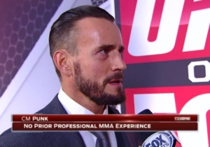 Dana White Is Using A Reality Show To Scout CM Punk's First UFC Opponent