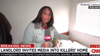 The Media Went Pilfering Through The Apartment Of The San Bernardino Killers And People Aren't Happy About It