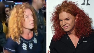 Everyone Is Freaking Out Because The 'Affluenza' Teen's Mom Looks Exactly Like Carrot Top