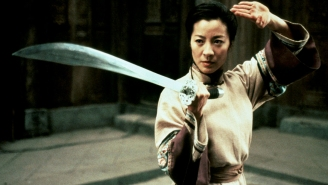 The 'Crouching Tiger Hidden Dragon' sequel gets a moody new trailer