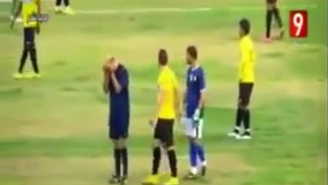 Jeering Fans Reduced A Ref To Tears After They Insulted His Mother