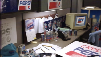 Crystal Pepsi's Glorious Return Is Celebrated In A Brand New '90s-tastic Ad