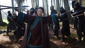 The 'Crouching Tiger, Hidden Dragon: Sword Of Destiny' Trailer Promises Honor, Duty, Weird Creedence Covers
