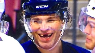 Jaromir Jagr Lost Four Teeth And Still Managed To Have A Productive Night