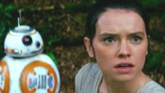 Daisy Ridley's Audition For 'Star Wars: The Force Awakens' Is Terrifying