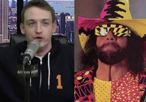 Here's Dan Soder Cutting A Promo As The ISIS Version Of Macho Man Randy Savage