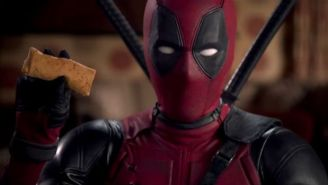 'Deadpool' Uses A Chimichanga To Explain Why IMAX Is Better