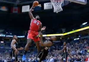 DeAndre Jordan's VICIOUS Dunk On Greg Monroe Could Be The Best Of His Career
