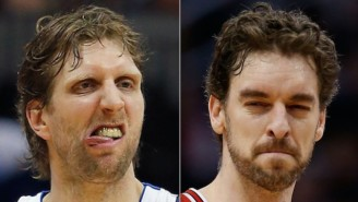 Dirk Nowitzki Participates In Pau Gasol's Twitter Giveaway With Typically Hilarious Sarcasm